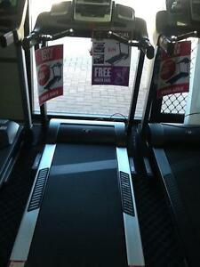 Startrack st 37a treadmill with free magnetic bike Mirrabooka Stirling Area Preview