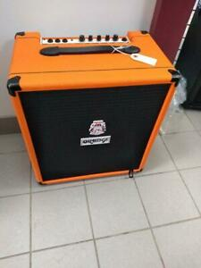 CR50BXT Orange Bass amp Used mint