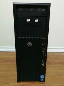 10 gig Gaming HP intel i7 Quad Core 500 gb Windows 10 Computer Intel HD Graphic 4000 $250