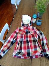 PWDR ROOM X5 -=Barely used Womens XS Snow Jacket=- Rosebery Inner Sydney Preview