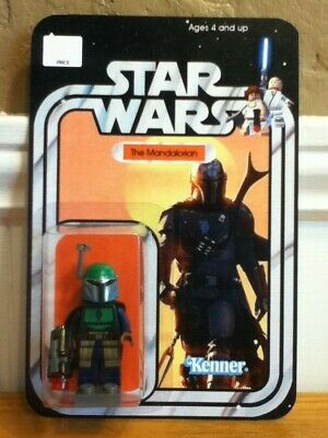 LEGO STAR WARS The Mandalorian Minifigure Figure Collection BRAND NEW On Card!!!