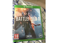 Battlefield 1 xboxone Game
