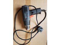 Black&Decker BD1600 1400W Hot Air Paintstripper