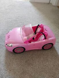 Pink cars £3 each or both for £5 collect Stonehaven