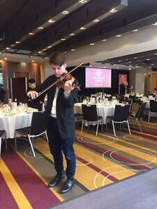 VIOLIN TEACHER ADULTS & KIDS- FUNCTIONS/WEDDINGS/ Hurlstone Park Canterbury Area Preview