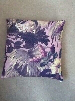 House Of Hackney Limerence Fabric Cushion COMPLETE Duck Feather Pad 40 x 40 cm