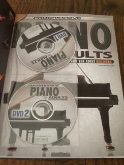 Piano for Adults Book for Beginner