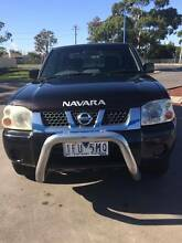 2002 Nissan Navara Ute Melbourne Region Preview