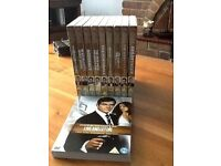 James Bond Ultimate Edition DVD'S