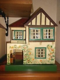 Vintage Triang 60 dolls house