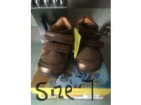 Toddler boy shoes size 7 BNIB