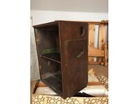 Antique Selfridges Bathroom Cabinet