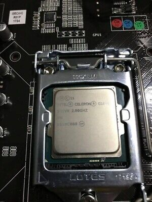 Biostar TB85 LGA 1150 B85 ATX Mining Motherboard + Intel Celeron G1820 CPU ()