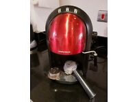 Espresso Machine Morphy Richards