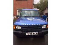 LANDROVER DISCOVERY 2.5 DIESEL