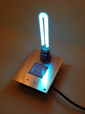 Air Purifier whole house UV Light for Furnace or HVAC AC In Duct Germicidal