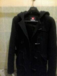 Quiksilver wool coat Mont Albert North Whitehorse Area Preview