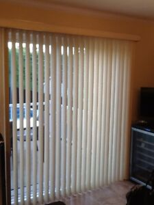 """Patio vertical  69.5"""" x 81"""" perfect condition"""