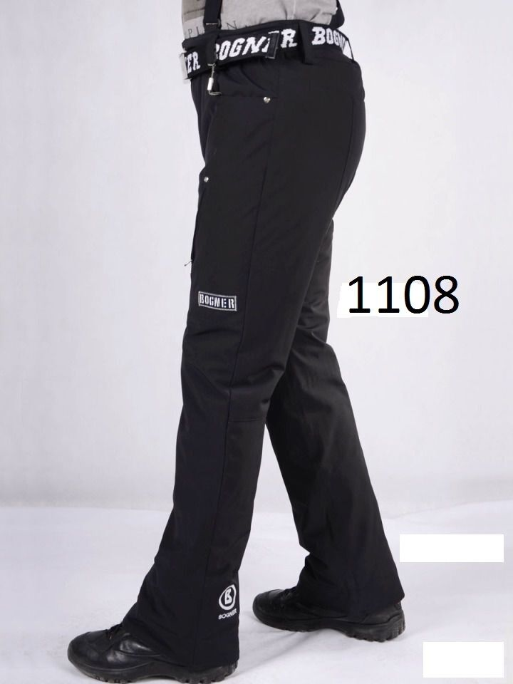 Купить Bogner - BOGNER MEN SKI PANTS Style 1108 Black or Very Dark Blue