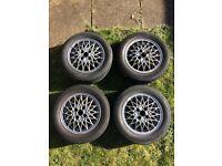 Genuine Vauxhall Nova Alloy Wheels