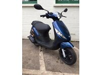 PIAGGIO ZIP 50CC 2013 *SHOWROOM CONDITION, IDEAL FIRST BIKE*