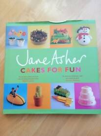cakes for fun by jane asher children cook book