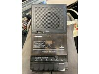 Cascade Cassette recorder Copley Mill LOW COST MOVES 2nd Hand Furniture STALYBRIDGE SK15 3DN