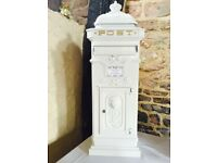 Stunning post box FOR HIRE - ONLY £30!!