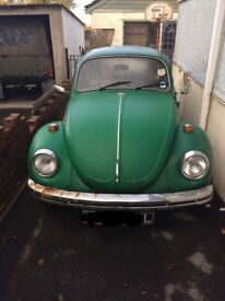 Volkswagen Beetle 1302s