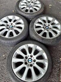 """17"""" BMW alloy wheels 3 series E46 style 171 (303)"""