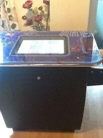 Multi Game Arcade Retro Cocktail Table