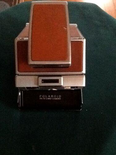 POLAROID SX-70 Instant Land Camera