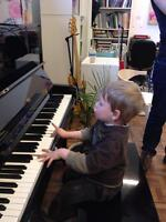 Piano Lessons (Ages 5 and up)