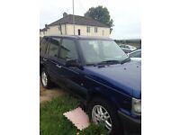 Range Rover 4.6 v8 LPG QUICK SALE £500 0N0