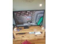 55 inch Seiki Full HD LED TV freeview HD