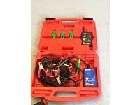 Power probe short circuit finder