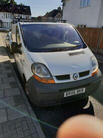 *BARGAIN* Renault TRAFFIC, 2006, 1.9 Diesel, good condition