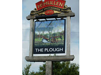 Full Time Chef - Live In/ Out - Up to £8.00 per hour - Plough - Waltham Abbey, Essex