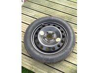 BMW 3-Series e46 spare wheel tyre saver
