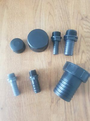 - Koi Pond Filter / Aquarium Filter Plumbing Fittings For Ponds And Aquariums (B3)