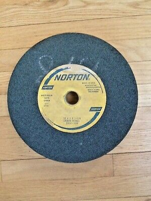 Radiac Abrasives 12/'/' x 0.750/'/' x 3/'/' Grinding Wheel