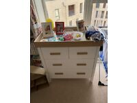 Mamas & Papas dresser/changing table