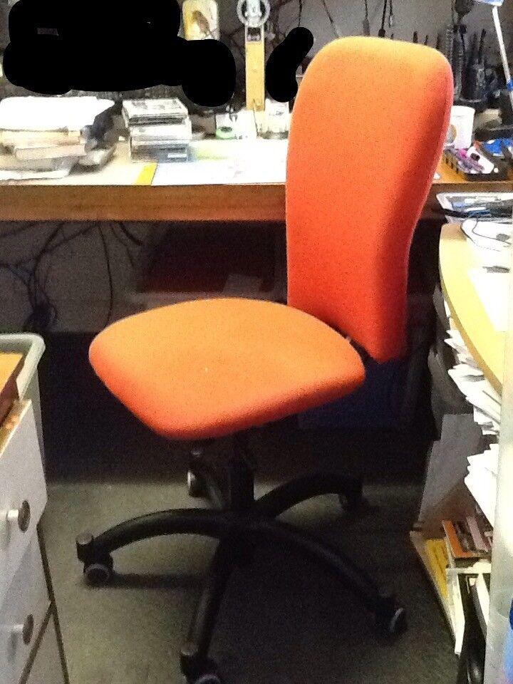 IKEA adjustable computer chair in excellent working condition