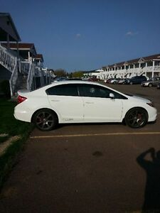 2012 Honda SI 6 speed Vtech 18 000$ or negotiable