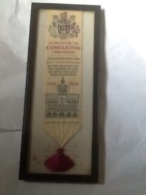 Book mark silk