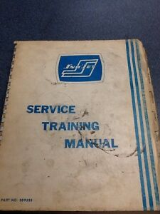 Sno Jet Service Training Manual - 185 Pages