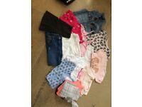 Bundles of kids clothes