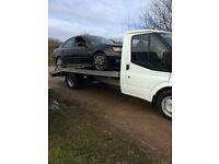 We buy scrap Cars, Vans. Trucks. 4x4's, Commercial and Agricultural