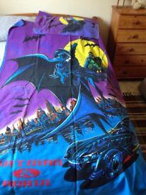 Batman, Beetleborgs, Small Soldiers and Ninja Turtles Vintage Duvet Sets