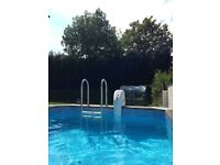 Above or In Ground Swimming Pool